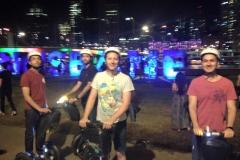 KST Photo Night Brisbane Sign