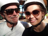 Kevin and Tara owners Kangaroo Segway Tours