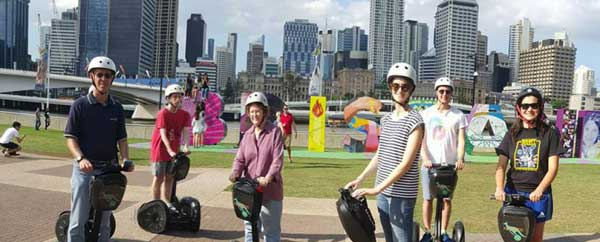 Happy 70th Birthday Steve Moore | Kangaroo Segway Tours