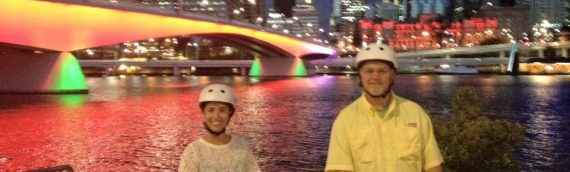 TOUR OF THE MONTH JANUARY: Segway Night Adventure