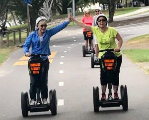 Brisbane Segway Sunset Tours